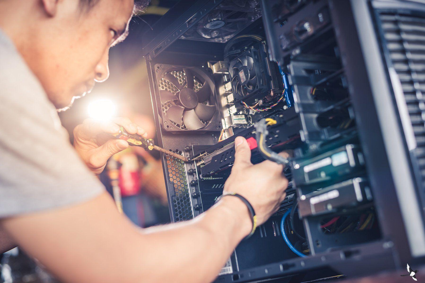 Популярные неисправности компьютеров: где осуществить ремонт в Казахстане, перечень услуг, этапы сотрудничества, преимущества