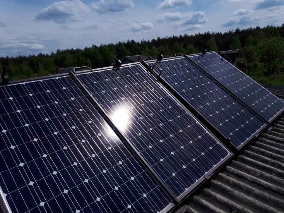 Калькулятор солнечных батарей