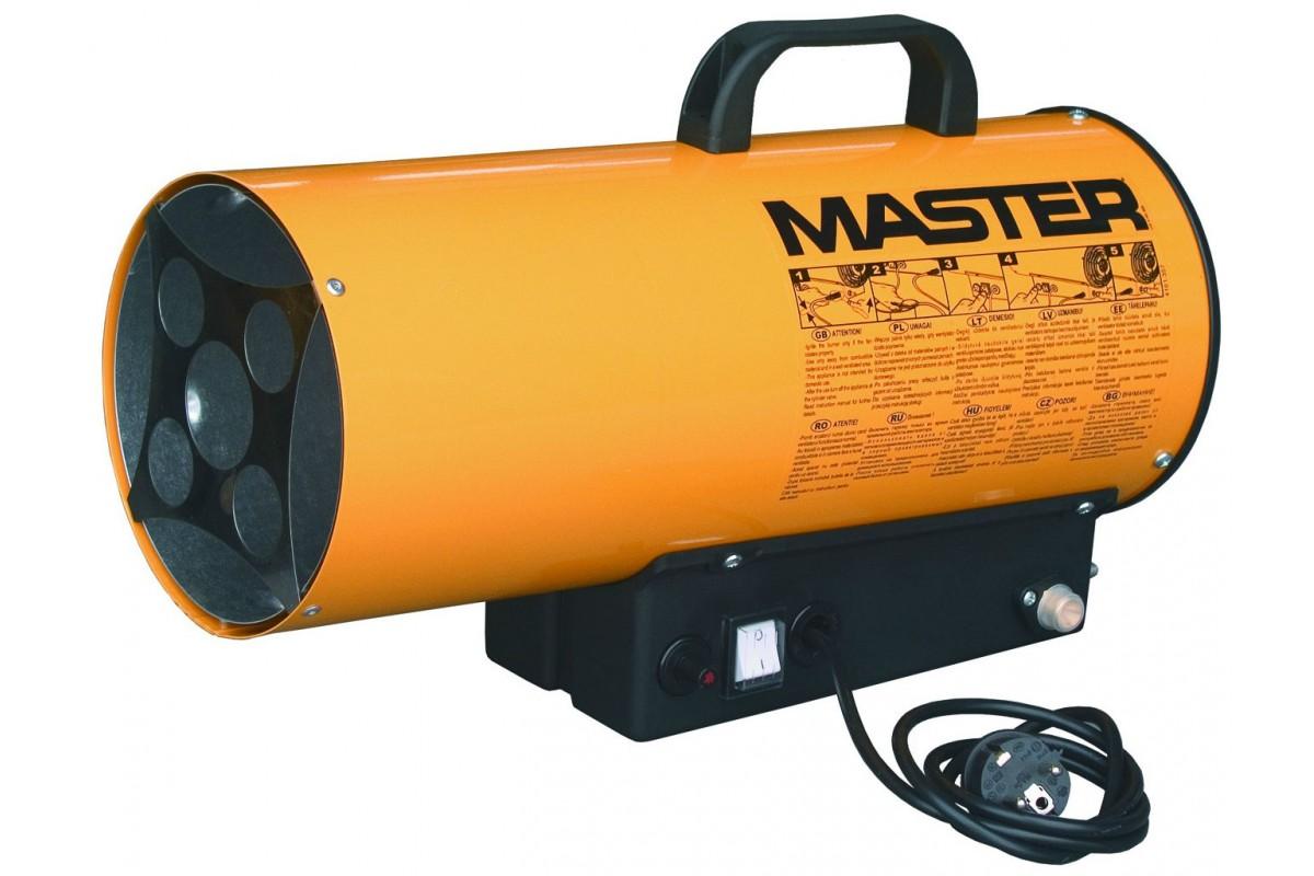 Где купить тепловые пушки MASTER:назначение, виды и особенности выбора моделей