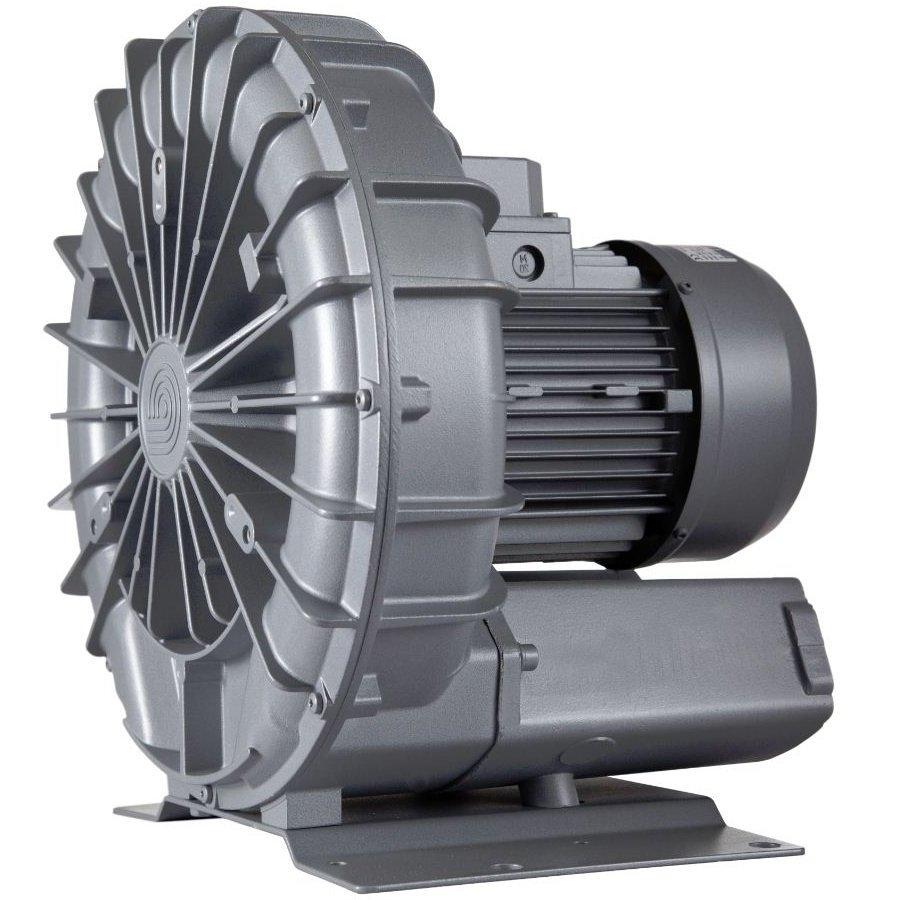 Что такое промышленная воздуходувка?