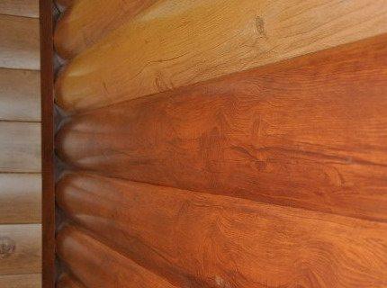 Блок-хаус – имитация бруса, которая выглядит лучше натурального дерева
