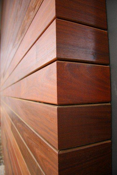 Красивейшая отделка из дерева меранти