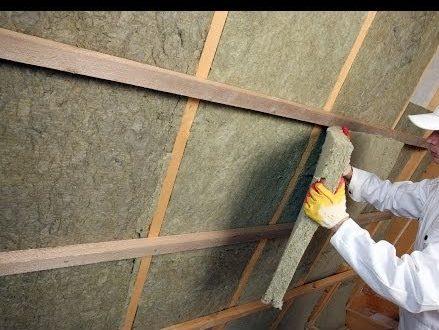 Теплоизоляция стен в Минске