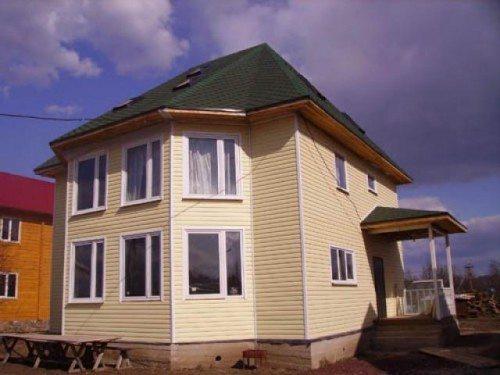 Металлосайдинг – «вечный» отделочный материал для фасадов