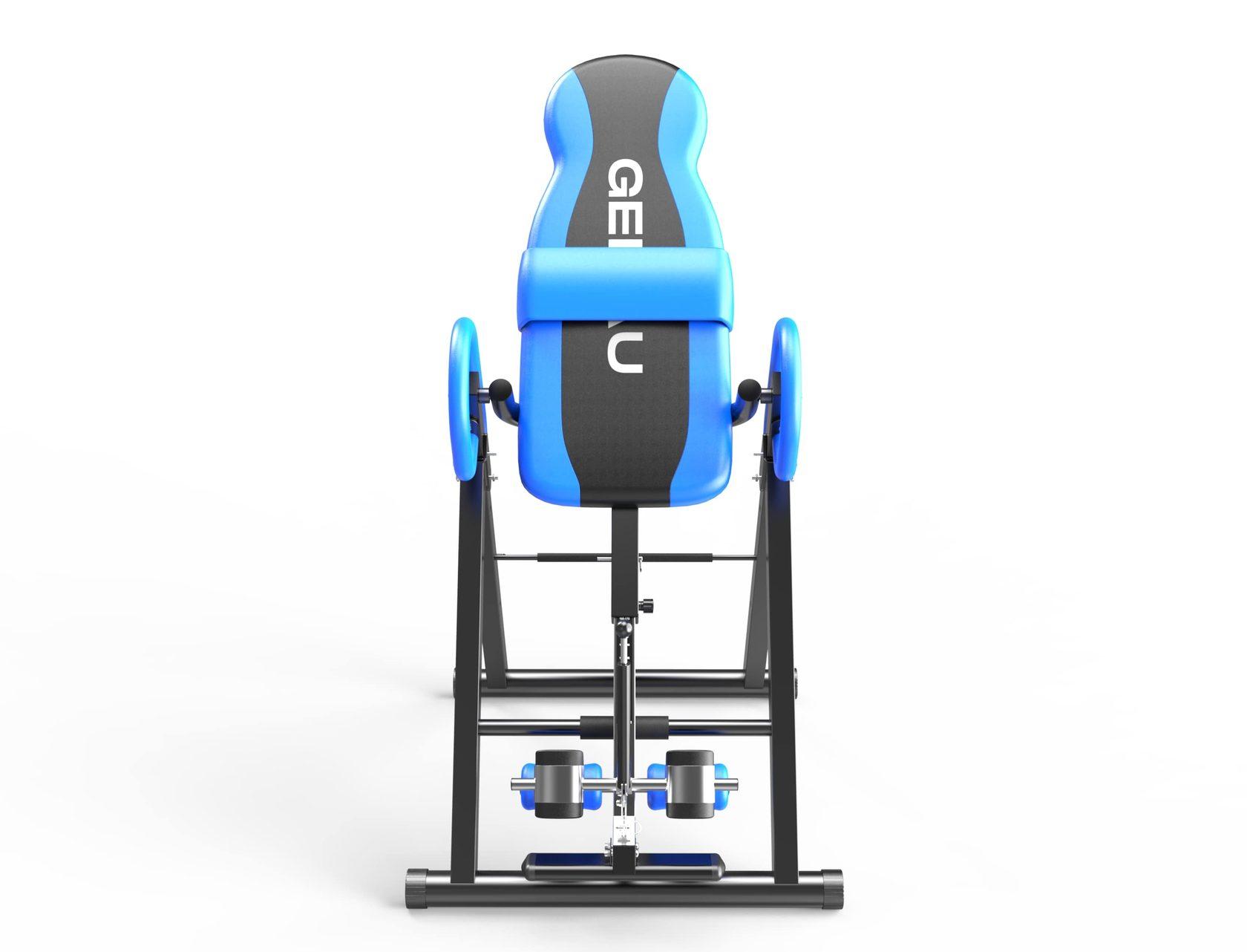 Упражнения с инверсионным столом: при болях в спине
