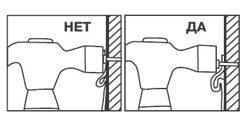 Оставляйте зазор в 1 мм между шляпкой гвоздя и панелью