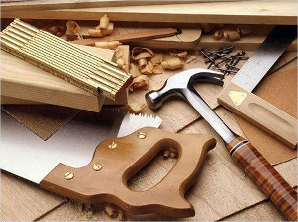 Фото инструментов, необходимых для проведения монтажных работ.