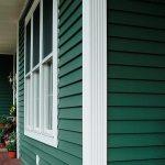 Обновление цвета полностью изменило внешний облик строения.