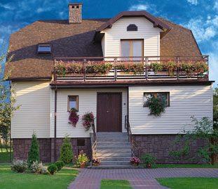 Самостоятельная отделка дома сайдингом – экономим на стоимости монтажа