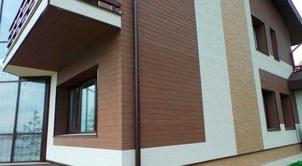 Фиброцементный сайдинг — изучаем материал для обшивки фасада