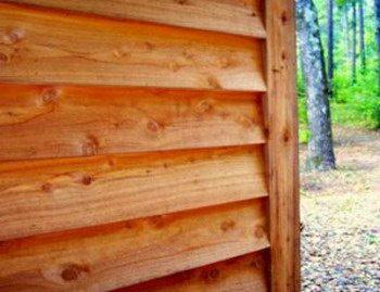 Деревянный сайдинг применяют и сегодня.