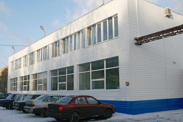 Стальной сайдинг - используется для облицовки производственного здания