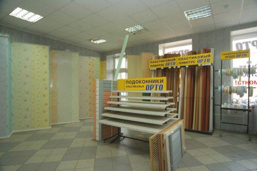 Отделочные материалы из ПВХ.