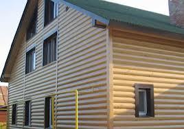 Завершенный образ «деревянного» дома